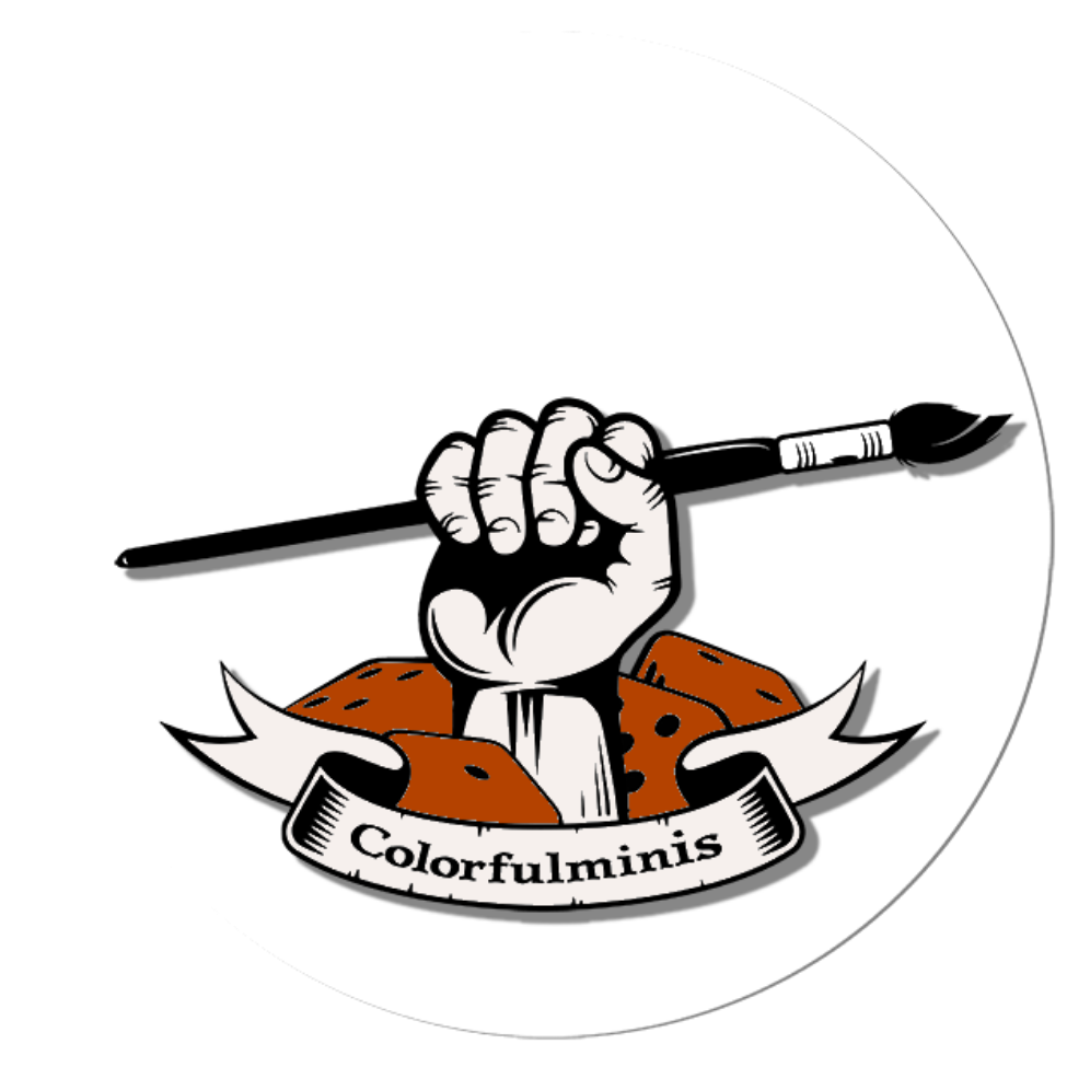 Colorfulminis - Jeux de plateau et figurines