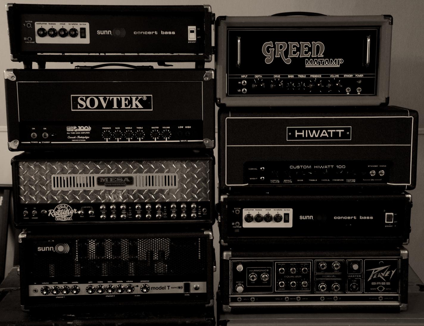 Amplifier Worship