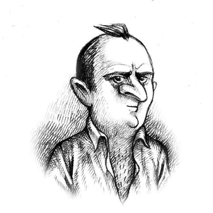 Michel de La Teigne