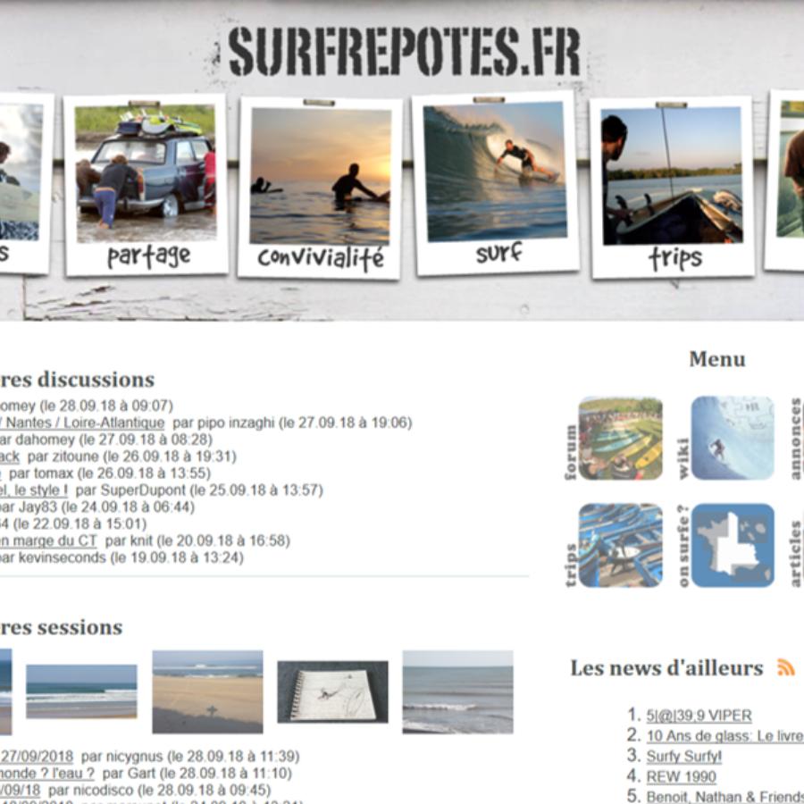 Surfrepotes