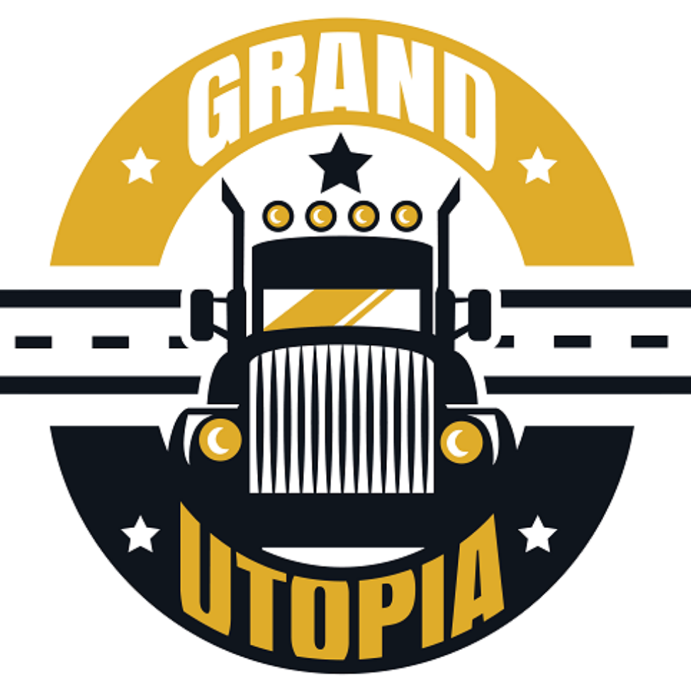 Grand Utopia - Map for ETS 2