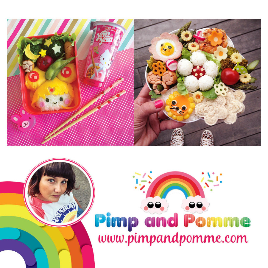 PIMP AND POMME