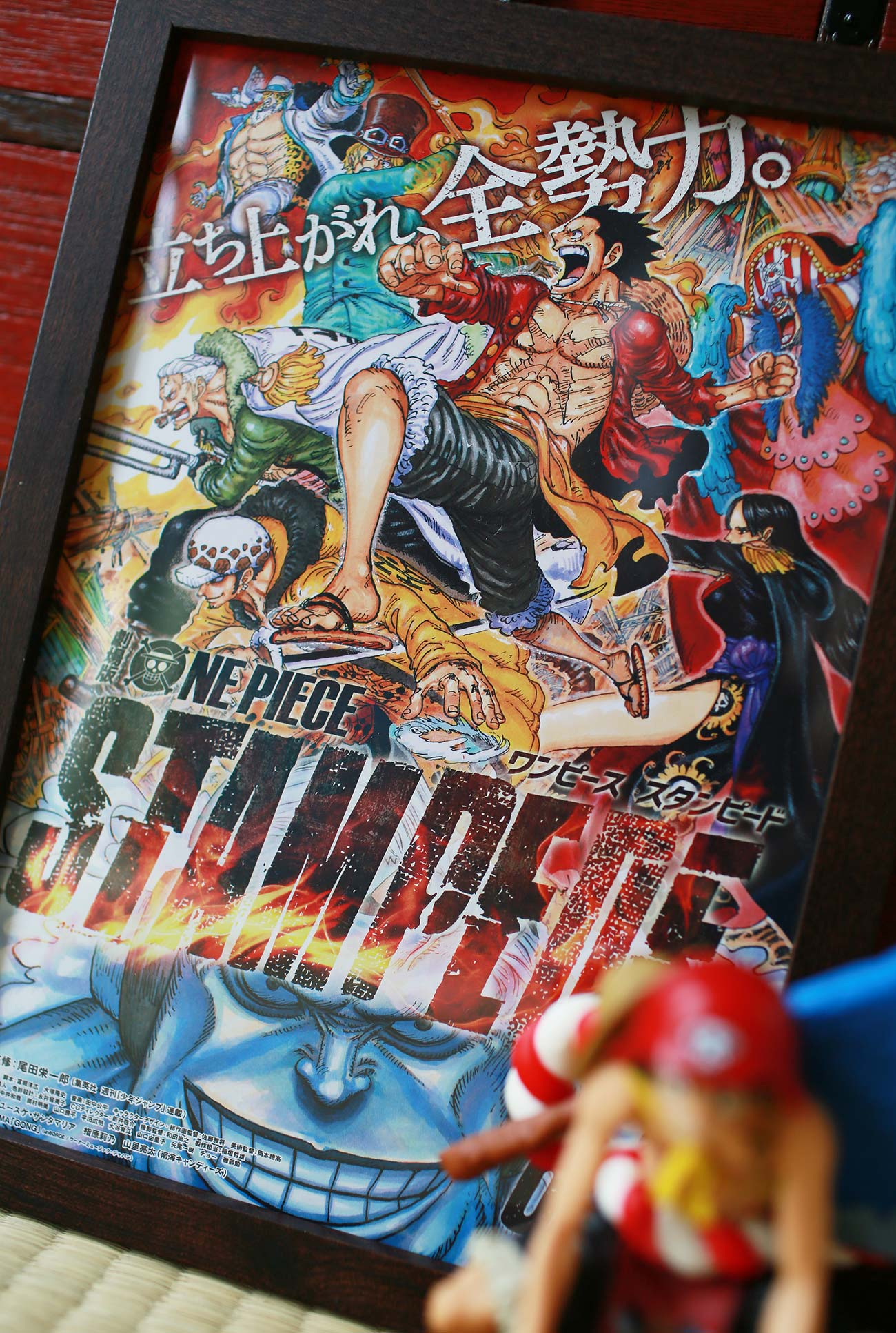 Cadre ONE PIECE Stampede ワンピース スタンピード