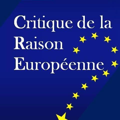 Critique de la raison européenne